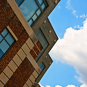 &quot;Into the Clouds&quot;<br />
