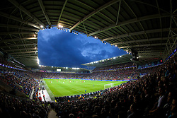 12-08-2014 WAL: UEFA Super Pokal, Real Madrid vs FC Sevilla, Cardiff<br /> Millenium Stadium in Cardiff<br /> <br /> ***NETHERLANDS ONLY***