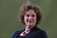 Ramona Koval<br /> Edinburgh International Book Festival 2014 photos taken in Charlotte Square Gardens. Edinburgh. Pako Mera 12/08/2014