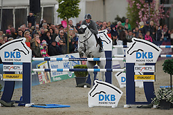 Kukuk Christian, (GER), Carilot<br /> CSI4* Grand Prix DKB-Riders Tour<br /> Horses & Dreams meets Denmark - Hagen 2016<br /> © Hippo Foto - Stefan Lafrentz