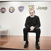 Sergio Marchionne,.chief executive officer of Fiat SpA and Chrysler Group LLC.Salone dell'auto di Ginevra 2012.Geneve international motor show