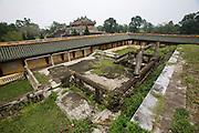 The Citadel. Forbidden Purple City, almost entirely destroyed in the Vietnam War.