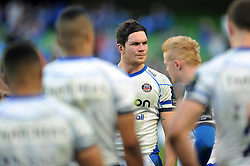 Francois Louw of Bath Rugby looks dejected after the match - Photo mandatory by-line: Patrick Khachfe/JMP - Mobile: 07966 386802 04/04/2015 - SPORT - RUGBY UNION - Dublin - Aviva Stadium - Leinster Rugby v Bath Rugby - European Rugby Champions Cup