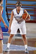 DESCRIZIONE : Porto San Giorgio Torneo Internazionale Basket Femminile Italia Croazia<br /> GIOCATORE : Chiara Pastore<br /> SQUADRA : Nazionale Italia Donne<br /> EVENTO : Porto San Giorgio Torneo Internazionale Basket Femminile<br /> GARA : Italia Croazia<br /> DATA : 28/05/2009 <br /> CATEGORIA : palleggio<br /> SPORT : Pallacanestro <br /> AUTORE : Agenzia Ciamillo-Castoria/E.Castoria