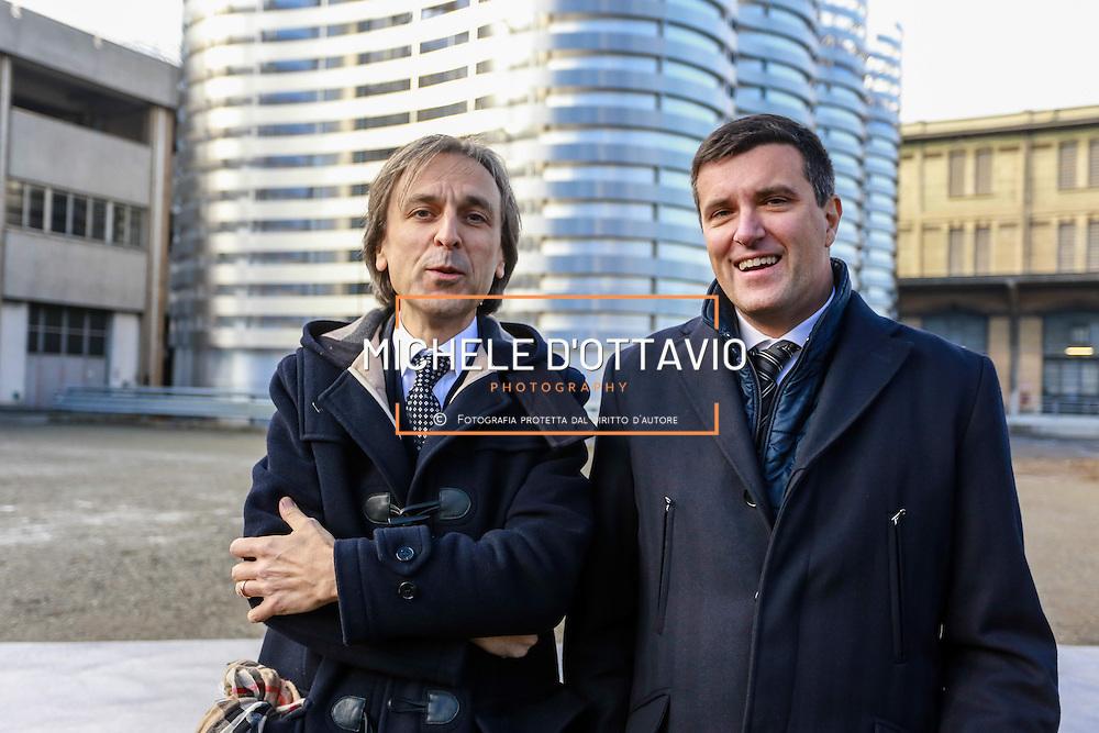 Ettore Rocchi, Presidente e Giuseppe Bergesio, Amministratore Delegato di  IREN Energia