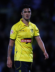 Burton Albion's Adam Reed - Photo mandatory by-line: Matt Bunn/JMP - Tel: Mobile: 07966 386802 27/08/2013 - SPORT - FOOTBALL - Pirelli Stadium - Burton - Burton Albion V Fulham -  Capital One Cup - Round 2