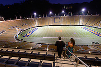 11/03/2012 -- Cal Aquatics -- Starry Night gala event at the University Club at Memorial Stadium in Berkeley, Calif. on Saturday, Nov. 3, 2012.<br /> <br /> Photos by Michael Chen/KLCFotos<br /> <br /> Copyright 2012 Michael Chen
