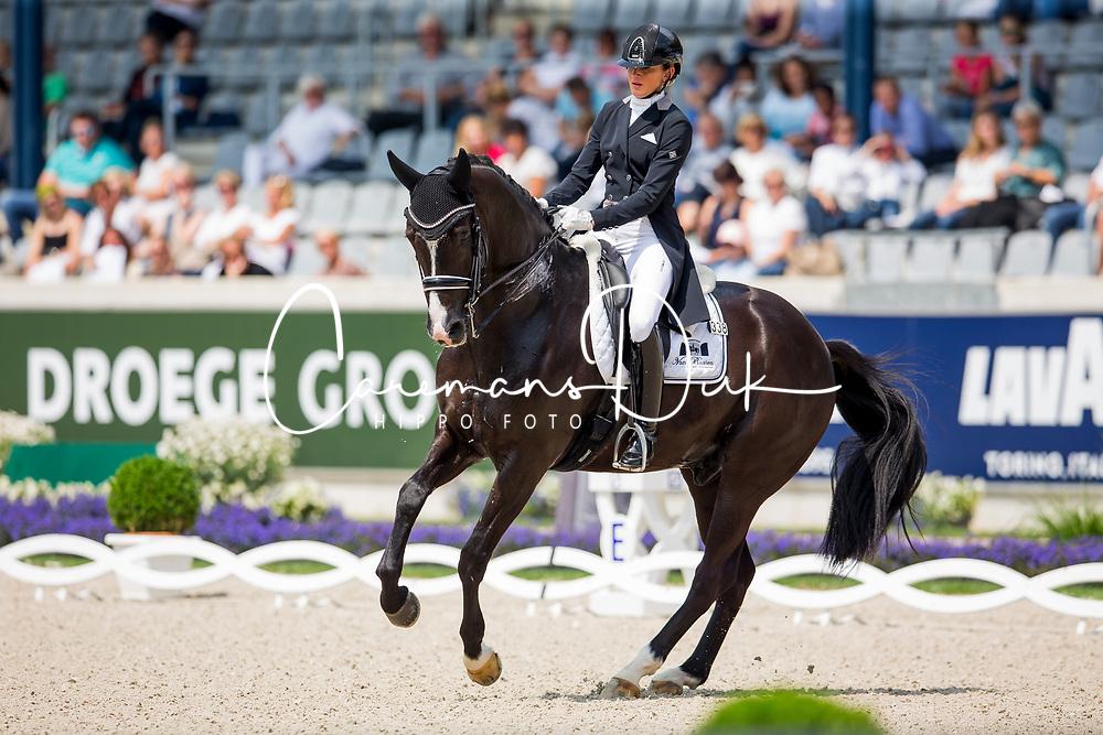 Van Baalen Marlies, NED, Go Legend<br /> CHIO Aachen 2019<br /> © Hippo Foto - Sharon Vandeput<br /> 17/07/19