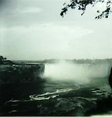 Niagara Falls historical stock photos (1970)