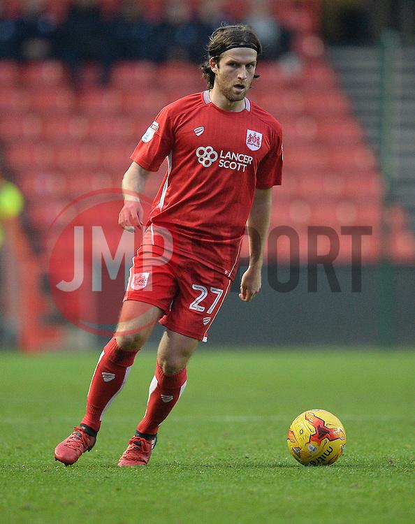 Adam Matthews of Bristol City - Mandatory by-line: Alex James/JMP - 17/12/2016 - FOOTBALL - Ashton Gate - Bristol, England - Bristol City v Preston North End - Sky Bet Championship