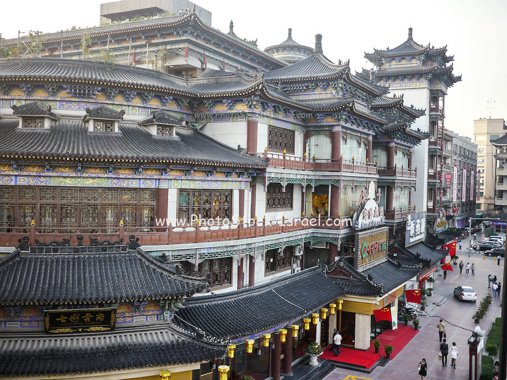 China, Xian, Ancient City