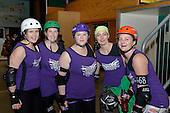 20150905 Roller Derby - Double Header