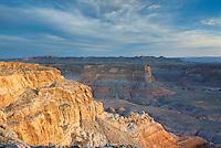 Eving over Glen Canyon National Recreation Area Utah