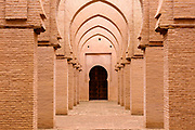 TIN MAL, MOROCCO - 23rd October 2015 - Tin Mal Mosque, High Atlas Mountains, Southern Morocco.