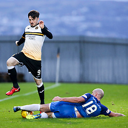Dumbarton v Montrose, Scottish League One, 26 January 2019