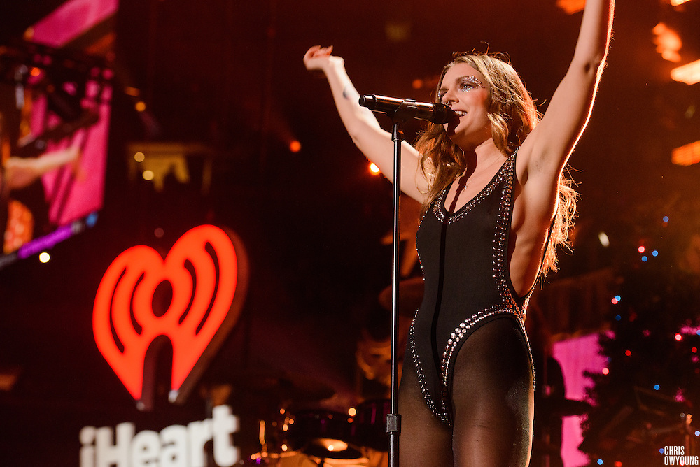 iHeartRadio presents Z100 Jingle Ball at Madison Square Garden in New York City. 11 December 2015