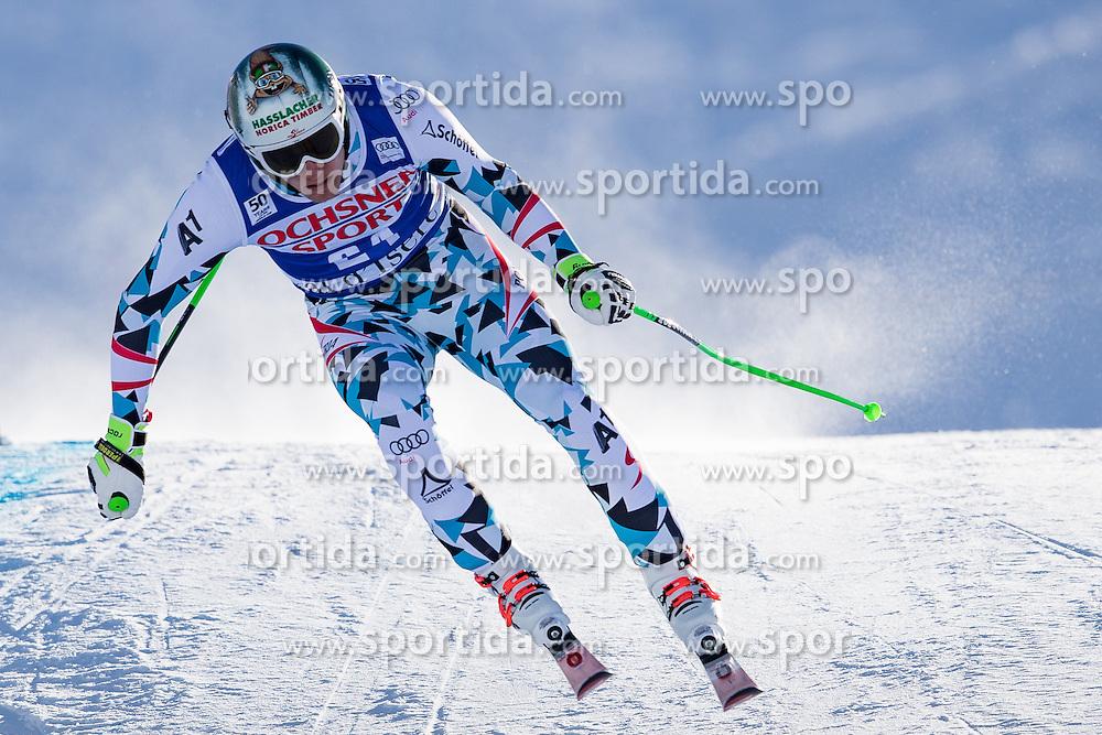 03.12.2016, Val d Isere, FRA, FIS Weltcup Ski Alpin, Val d Isere, Abfahrt, Herren, im Bild Otmar Striedinger (AUT) // Otmar Striedinger of Austria in action during the race of men's Downhill of the Val d'Isere FIS Ski Alpine World Cup. Val d'Isere, France on 2016/12/03. EXPA Pictures © 2016, PhotoCredit: EXPA/ Johann Groder