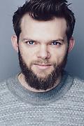 Skuespiller Sigurd le Dous (©HEIN Photography)