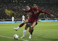 Fotball<br /> Belgia<br /> Foto: PhotoNews/Digitalsport<br /> NORWAY ONLY<br /> <br /> LISBOA  24/03/2007 / ALVALADE STADIUM<br /> <br /> PORTUGAL vs BELGIA  /  HOEFKENS CRISTIANO RONALDO