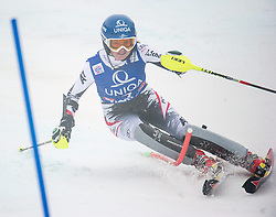 29.12.2013, Hochstein, Lienz, AUT, FIS Weltcup Ski Alpin, Lienz, Slalom, Damen, 1. Durchgang, im Bild Bernadette Schild (AUT) // during the 1st run of ladies slalom Lienz FIS Ski Alpine World Cup at Hochstein in Lienz, Austria on 2013/12/29, EXPA Pictures © 2013 PhotoCredit: EXPA/ Michael Gruber