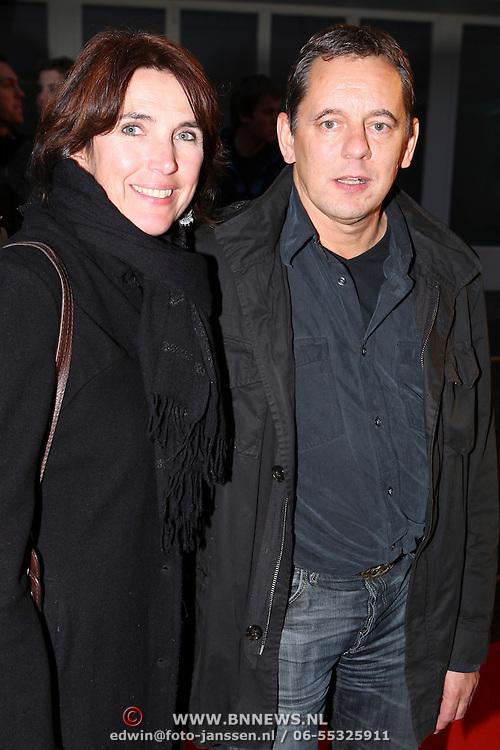 NLD/Utrecht/20070926 - Premiere Duska, Dick Maas en partner Esmee Lammers