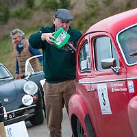 Car 03 Dermot Carnegie (IRL) / Paul Bosdet (GBR)