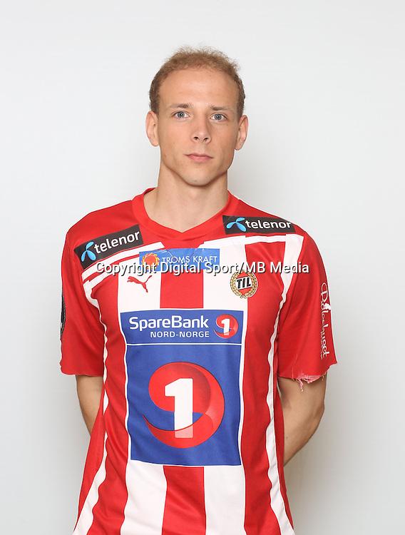 Fotball , Tippeligaen 2013 , Elitesereien<br /> , portrett , portretter<br /> Troms&oslash; , TIL<br /> Ruben Kristiansen