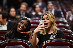 Louane Emera during the 41st Annual Cesar Film Awards ceremony held at the Theatre du Chatelet in Paris, France on February 26, 2016. Photo by Gouhier-Guibbaud-Wyters/ABACAPRESS.COM