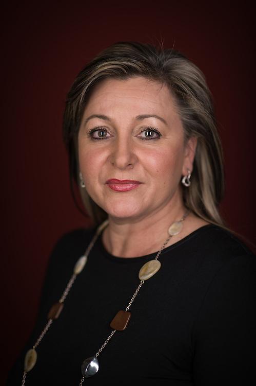Nuria Gorrite, conseillère d'état vaudoise en charge du département des infrastructures et des ressources humaines. Lausanne, 21 novembre 2016.