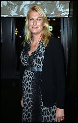 Sally Bercow attends The InterContinental Westminster  Political Party. London, United Kingdom. Wednesday, 11th September 2013. Picture by Andrew Parsons / i-Images<br /> File Photo : Sally Bercow denies marriage is in trouble after she is spotted kissing man on drunken night out. Photo filed Tuesday 4th February 2014