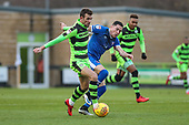 Forest Green Rovers v Carlisle United 231217