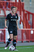 Maren Mjelde (Chelsea) during the FA Women's Super League match between Brighton and Hove Albion Women and Chelsea at The People's Pension Stadium, Crawley, England on 15 September 2019.
