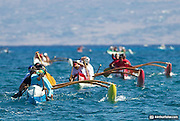 Waikoloa Canoe Race, Hawaii 110827