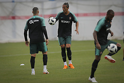 June 21, 2018 - Na - Kratovo, 06/19/2018 - The national soccer team trained this morning at the Saturn center in Russia, where they will play the final round of the football world cup. Bruno Alves. (Credit Image: © Atlantico Press via ZUMA Wire)