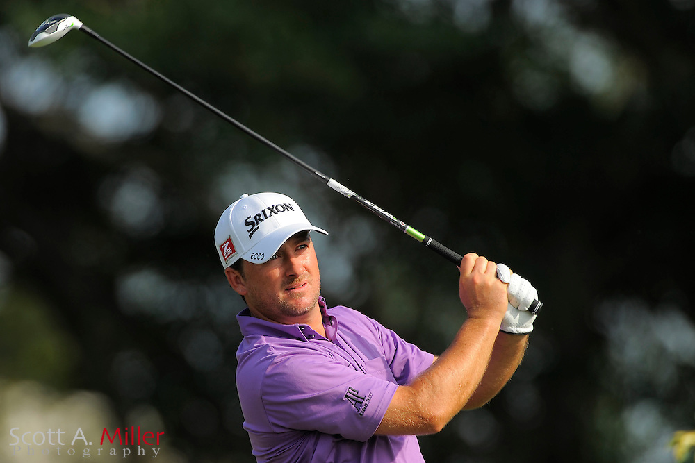Graeme McDowell during the third round of the Honda Classic at PGA National on March 3, 2012 in Palm Beach Gardens, Fla. ..©2012 Scott A. Miller.