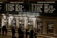 Grand Central Terminal. New York City. (Photo by Robert Falcetti)