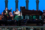 Yefim Bronfman and Peter Oundjian at Caramoor