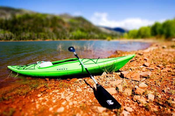 Necky Kayak.