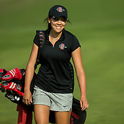 21 March 2016: The San Diego State Aztecs host the March Mayhem at The Farms. A match play tournament held at The Farms in Rancho Santa Fe, California.