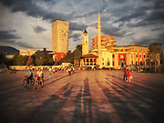 Korçë, Albania