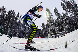 March 8, 2019 - –Stersund, Sweden - 190308 Vanessa Hinz of Germany competes in the Women's 7.5 KM sprint during the IBU World Championships Biathlon on March 8, 2019 in Östersund..Photo: Petter Arvidson / BILDBYRÃ…N / kod PA / 92247 (Credit Image: © Petter Arvidson/Bildbyran via ZUMA Press)