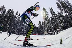 March 8, 2019 - –Stersund, Sweden - 190308 Vanessa Hinz of Germany competes in the Women's 7.5 KM sprint during the IBU World Championships Biathlon on March 8, 2019 in Östersund..Photo: Petter Arvidson / BILDBYRÃ…N / kod PA / 92247 (Credit Image: © Petter Arvidson/Bildbyran via ZUMA Press)