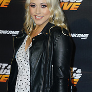Amelia Lily Arrives at Fast and Furious Live - VIP performance at O2 Arena on 19 January 2018, London, UK.
