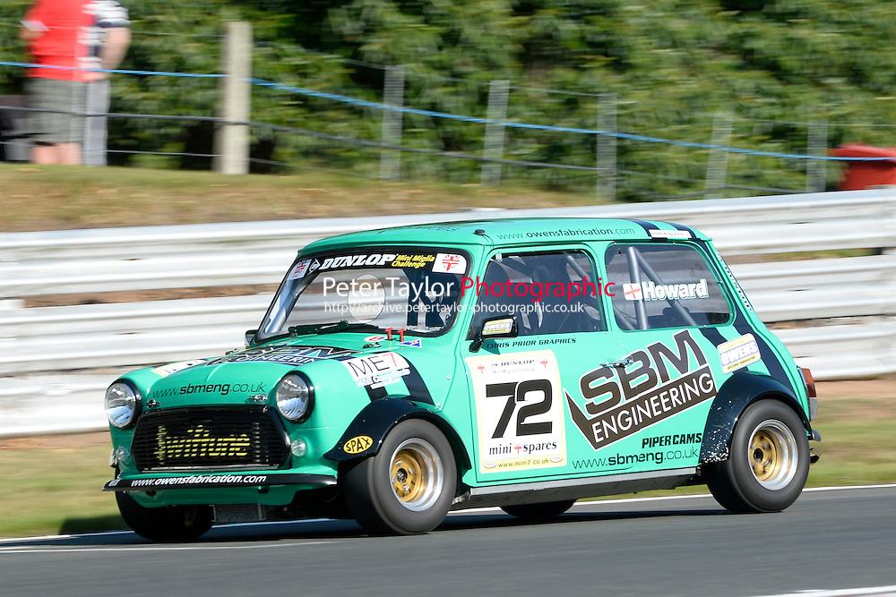 #72 Robert Howard Mini Miglia