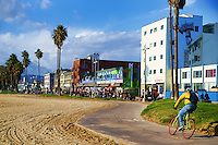 Boardwalk, Venice Beach
