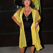 Hats Designer Carollee Emery of Brazen Canary photoshoot at Fashion Scout - SS19 - London Fashion Week - Day 2, London, UK. 15 September 2018.