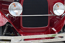 03 June 2007: Dressed up street rod. Automotive shots from The Central Illinois Ford Day, held at Dennison Ford in Bloomington, IL.