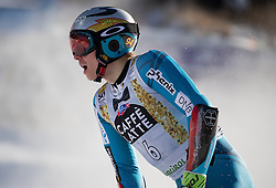 18.12.2016, Grand Risa, La Villa, ITA, FIS Ski Weltcup, Alta Badia, Riesenslalom, Herren, 2. Lauf, im Bild Henrik Kristoffersen (NOR) // Henrik Kristoffersen of Norway reacts after his 2nd run of men's Giant Slalom of FIS ski alpine world cup at the Grand Risa race Course in La Villa, Italy on 2016/12/18. EXPA Pictures © 2016, PhotoCredit: EXPA/ Johann Groder
