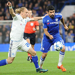 Chelsea v Dynamo Kiev | Champions League | 4 November 2015