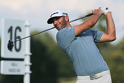September 20, 2018 - Atlanta, Georgia, United States - Dustin Johnson tees off the 16th hole during the first round of the 2018 TOUR Championship. (Credit Image: © Debby Wong/ZUMA Wire)